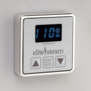 Elite Steam Inside Control Polished Nickel