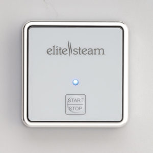 Elite Steam Outside Control Brushed Nickel