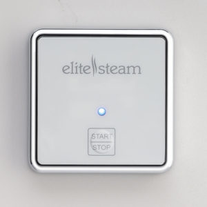 Elite Steam Outside Control Polished Chrome