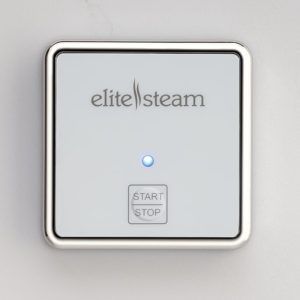 Elite Steam Outside Control Polished Nickel