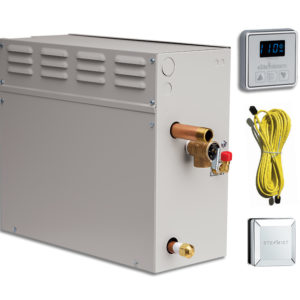 EliteSteam Bundle ES 12 & 15 kW